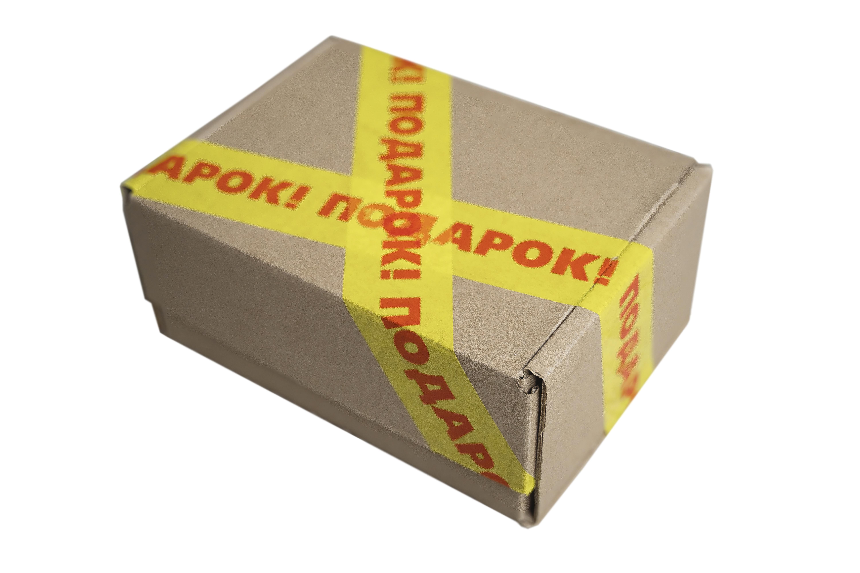 Кортонная коробка